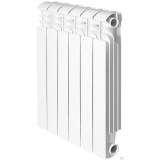Радиатор алюминиевый Global Iseo 500/80, 1 секция