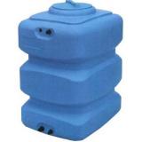 Бак для питьевой воды синий ATV 1000 квадратный