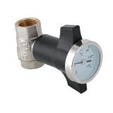 Кран шаровый Valtec Base c термометром вн.-вн. 1/2