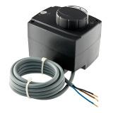 Радиальный сервомотор Valtec, для смесительного клапана 24В (0-10 В) (AVC10Y)