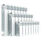 Радиатор алюминиевый R 500/96, 4 секции