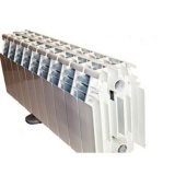 Радиатор алюминиевый Global GL - 200/80/D 1 секция