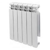 Радиатор алюминиевый Base 500/80/96, 0,192 кВт, 1,35 кг, 1 секция
