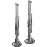Комплект вертикальных кронштейнов WE-817 BUD