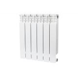 Радиатор биметаллический Stout Space 350/90, 4 секции