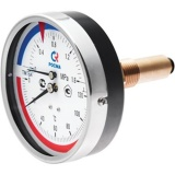 Термоманометр ТМТБ-31T Dy 80 с задним подключением 1/2