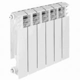 Радиатор алюминиевый Tenrad 500/80 1 секция