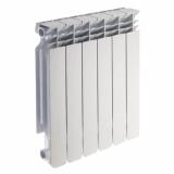 Радиатор алюминевый Allitore 500/80 1 секция