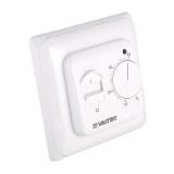 Термостат комнатный Valtec трёхконтактный для открытых и закрытых приводов, 24В, 220В