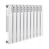 Радиатор алюминиевый Delta Plus 500/80 1 секция