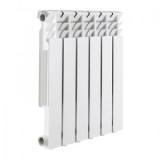 Радиатор алюминиевый Rommer Optima 500/78, 1 секция