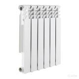 Радиатор биметаллический Rommer Profi Bm 350/80, 1 секция