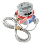 Теплосчетчик квартирный с тахометрическим расходомером для установки на обратный трубопровод Qn=0,6