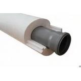 Трубная теплоизоляция Пенощит 114х50 мм