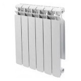 Радиатор алюминиевый Base 500/80/96, 1,536 кВт, 8 секция