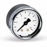 Манометр Watts 10 Bar (50 mm) заднее подключение для гелиосистем 1/4