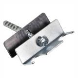 Манометр Watts 10 Bar (100 mm) нижнее подключение, указатель, пластик 1/2