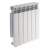 Радиатор алюминевый WINTER DREAM WDR (литой) 200 1 секция