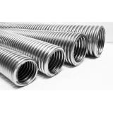 Труба гофрированная нержавеющая сталь Lavita отожженая 25
