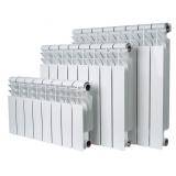 Радиатор алюминевый Calorie 500/80 1 секция